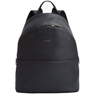a9feabd35b80 matt   nat - matt   nat vegan leather july backpack - ink - Walmart.com