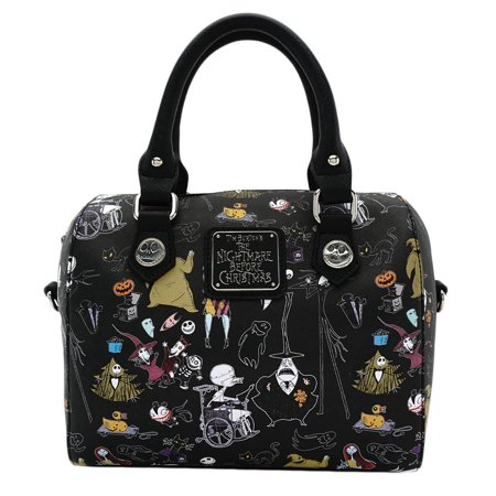 Loungefly Disney Nightmare Before Christmas Jack Crossbody Shoulder Bag Purse