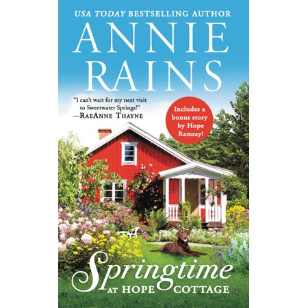 Springtime at Hope Cottage : Includes a bonus short story