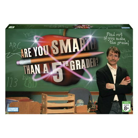 Are You Smarter Than A 5th Grader? Game - Halloween Games For 5th Graders