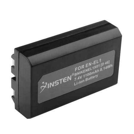 Insten EN-EL1 Replacement Bttery For Konica Minolta DG-5W DiMage A Series A200 CoolPix 3700 4200 4300 4500 4800 5000 5200 5400 5700 5900 775 7900 8700