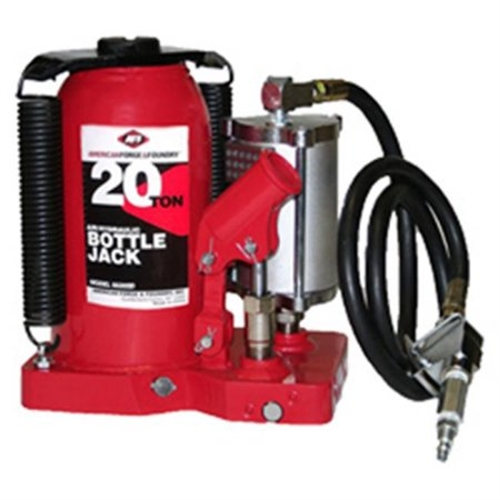 American Forge Foundry 20 Ton Air/Hydraulic Super Duty Bottle Jack IN5620SD
