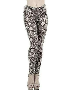 2d06fd967f Product Image Fashion Secrets Women s Leopard Cheetah Animal Print Slim  Pants (Medium