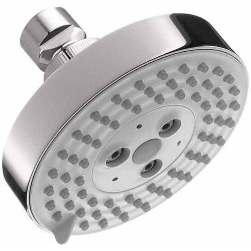Hansgrohe 04340820 Raindance S Shower Head Only Multi-Function with 100 Jets, Various Colors