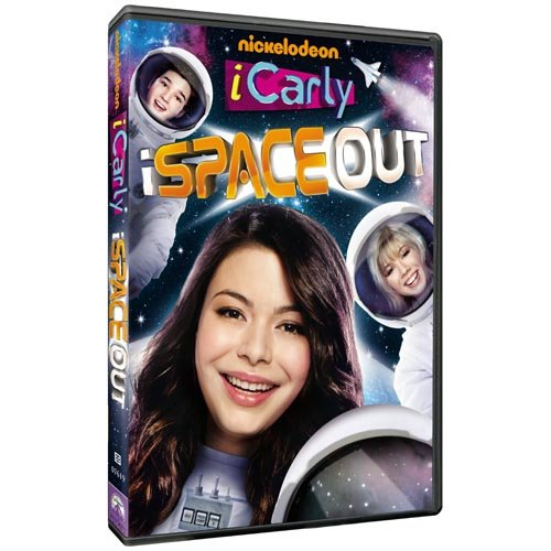 iCarly: ISpace Out (Walmart Exclusive E-Copy) (Full Frame, WALMART EXCLUSIVE)
