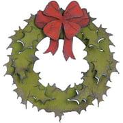 Sizzix Bigz Die by Tim Holtz Alterations, Holiday Wreath