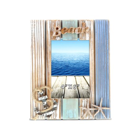 CoTa Global Wooden Nautical Coastal Distressed