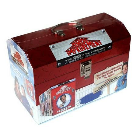 Amélioration de l'habitat: Collection complète du 20e anniversaire - Emballage de la boîte à outils Premium 25 DVD - image 1 de 1