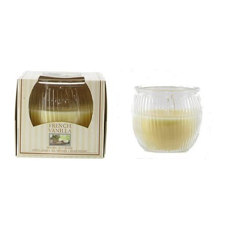 Star Lytes Luxurious Linen Natural Soy Blend Scented Jar Candle