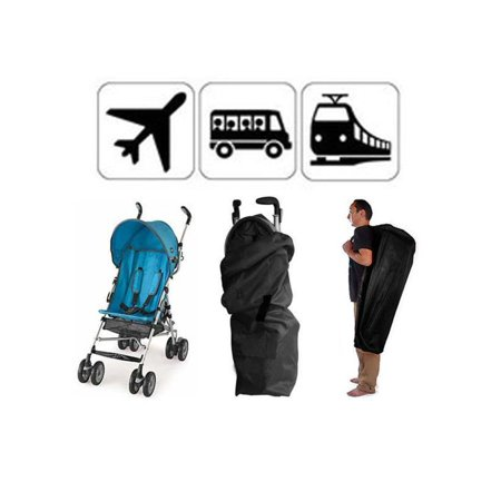 Baby Umbrella Stroller Pram Air Plane Train Gate Check Buggy Travel Transport Storage Bag -