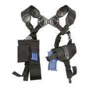 Elite Survival Systems Mod/Ambi Shoulder Holster System Size 7 Horizontal Holste