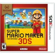 Nintendo Selects: Super Mario Maker, Nintendo 3DS, 045496745202