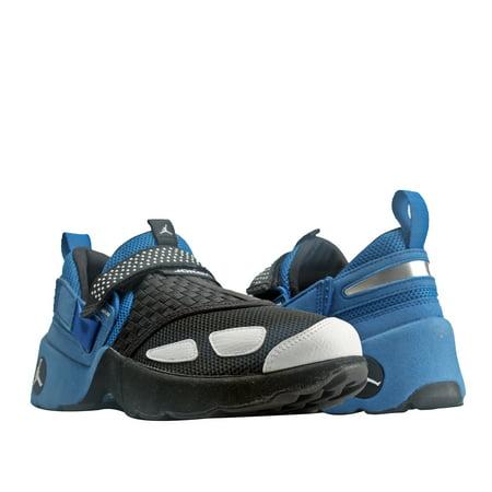 Nike Air Jordan Trunner LX OG BG Blk/Wt-Blue Big Kids Training Shoes  905223-007 - Walmart.com