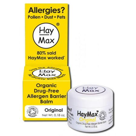 HayMax - Natural Pollen Barrier - Original .18 oz