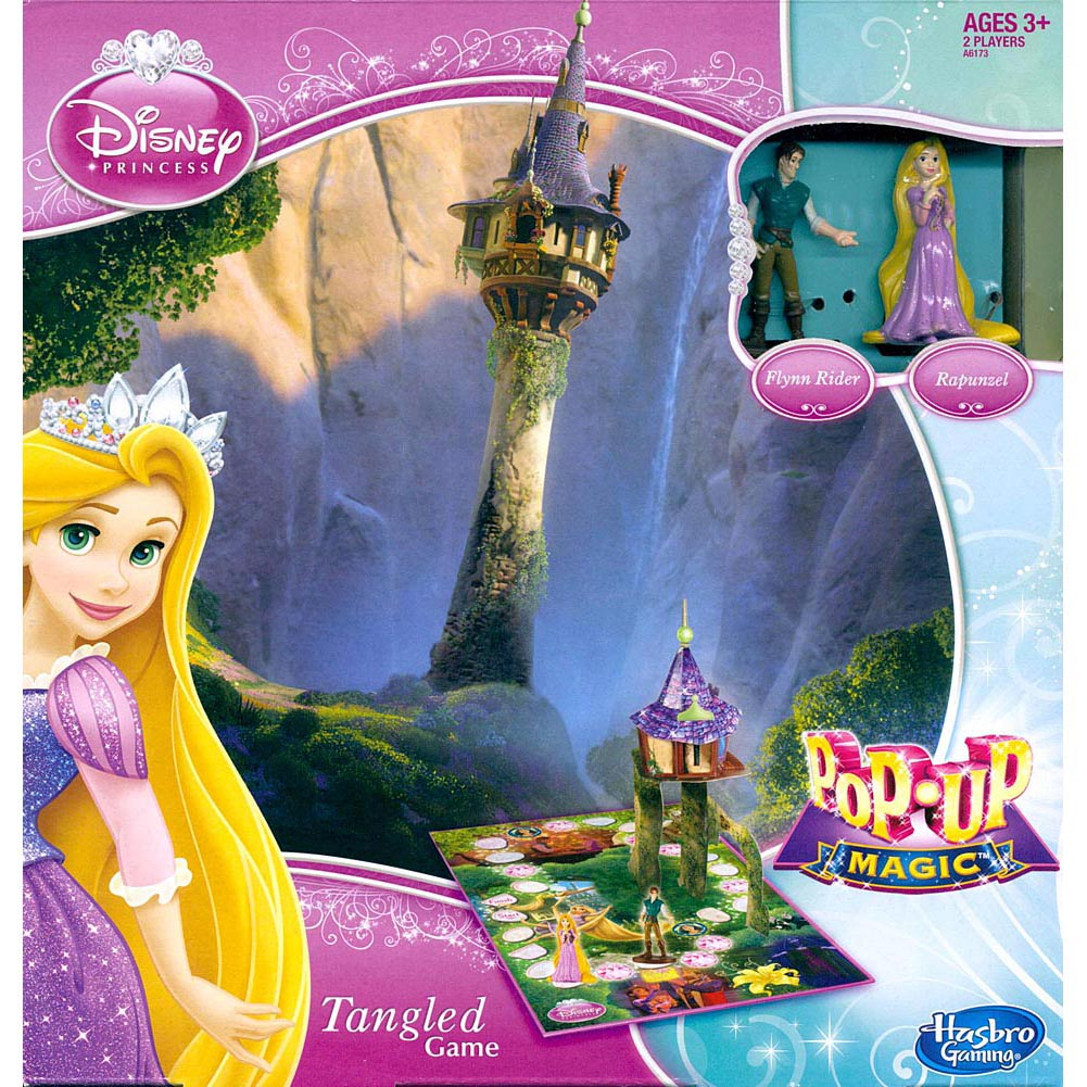 Disney Princess Tangled Game