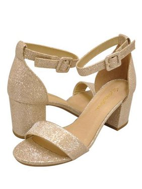 edc463d884a Product Image City Classified Cake S Women s Open Toe Ankle Strap Heels