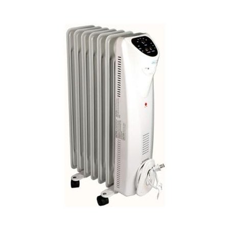 NewAir AH-450 Electric Oil-filled Radiator Space Heater NAIAH450