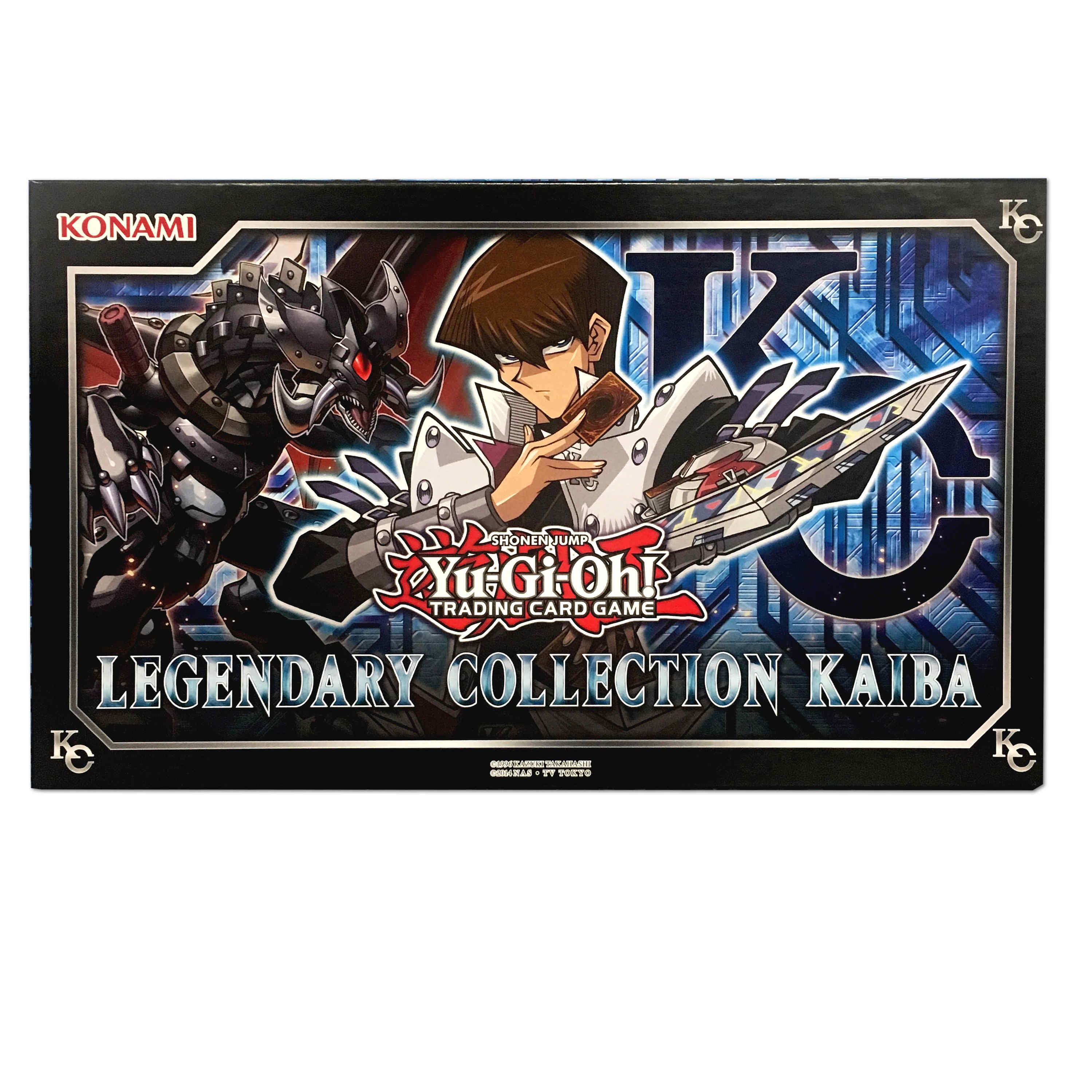 Yu-Gi-Oh! Legendary Collection Kaiba Box - Walmart.com