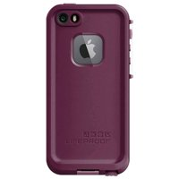 LifeProof iPhone 5, 5s, & Se Fre WaterProof Phone Case, Crushed Purple