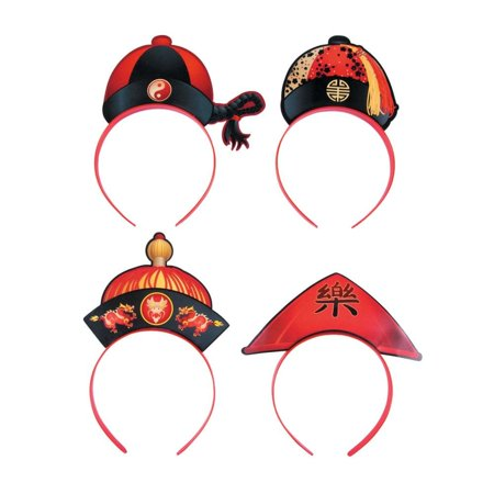 Chinese New Year Hat Headbands](Chinese New Year Hat)