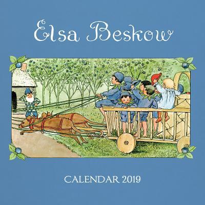 Elsa Beskow Calendar: 2019 (Other)
