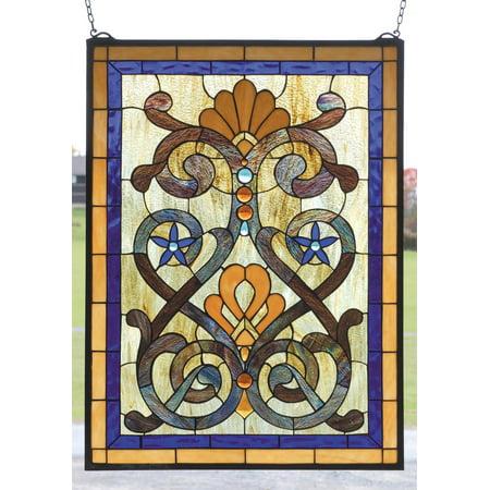 Mandolin Window Panel ()