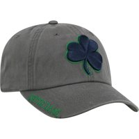 Product Image Men s Charcoal Notre Dame Fighting Irish Washed Adjustable Hat  - OSFA 7058c9a77f