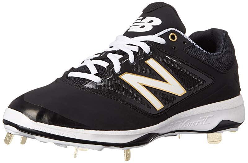 L4040V3 Baseball Cleat, Black