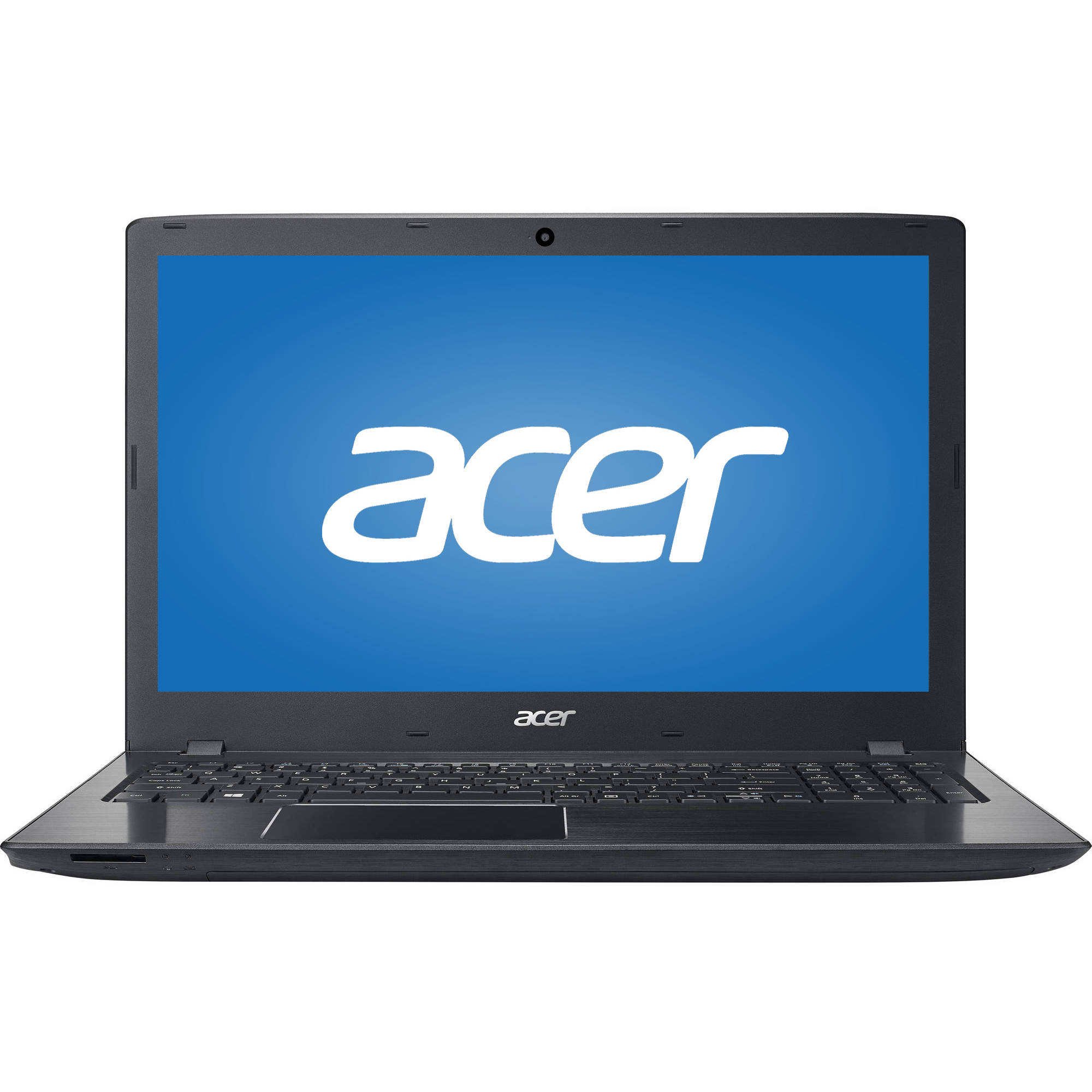 Refurbished Acer Aspire E5 - 575 - 54SM 15.6 Laptop, Windows 10 Home, Intel Core i5 - 6200U Processor, 4GB RAM, 1TB Hard Drive