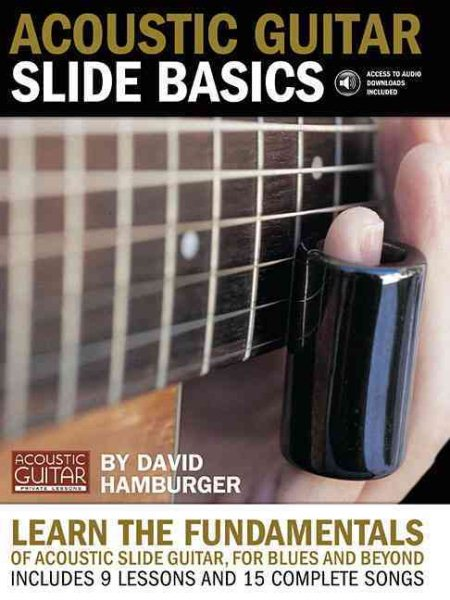 Acoustic Guitar Slide Basics by