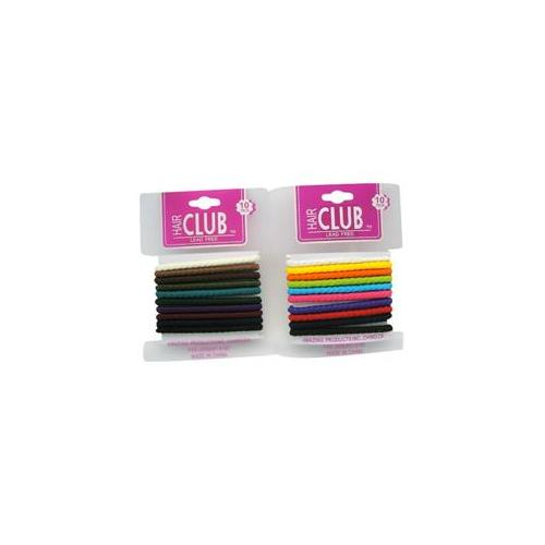 Deluxe Import Trading 24-A30074 10 Pieces Twisted Elastic Band - Pack of 48