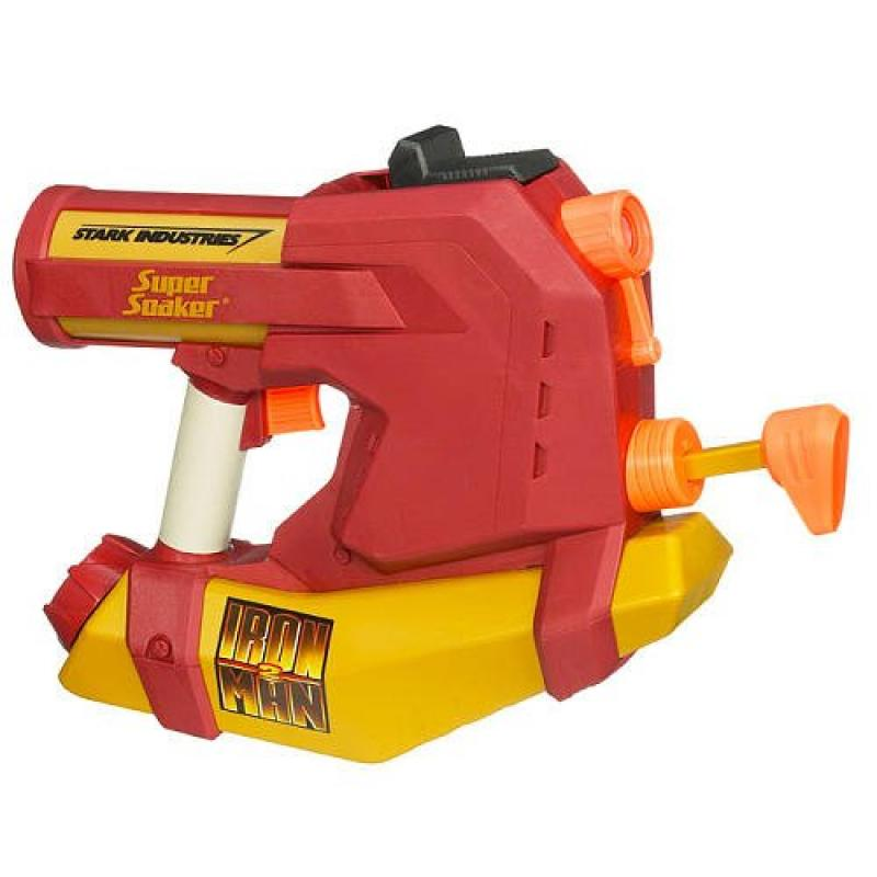 Supersoaker Iron Man 2 Water Blaster by