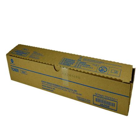 OEM Konica Minolta TN516 (AAJ7030) Toner Cartridge, BLACK, 26K YIELD - for use in Konica Minolta BIZHUB 458E printer, BIZHUB 558E printer, BIZHUB 658E