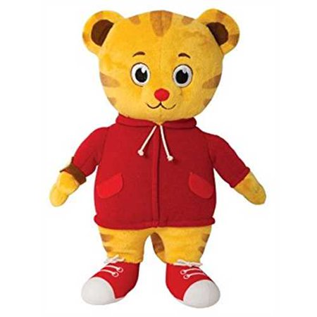 Daniel Tiger\'s Neighborhood Friend Daniel Tiger Plush - Walmart.com