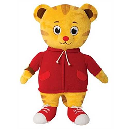 Daniel Tiger's Neighborhood Friend Daniel Tiger Plush