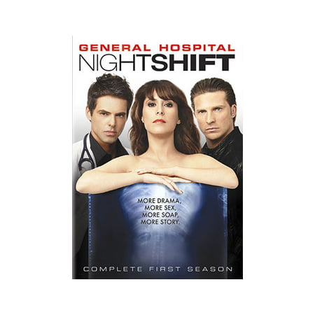 General Hospital Night Shift: Complete First Season - Night Shift Skylanders
