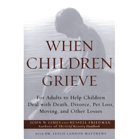 When Children Grieve : For Adults to Help Children Deal with Death, Divorce, Pet Loss, Moving, and Other