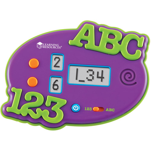 Learning Resources ABC/123 Electronic Flash Card
