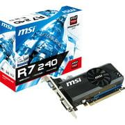 R7 240 2GD3 LP Radeon R7 240 Graphic Card