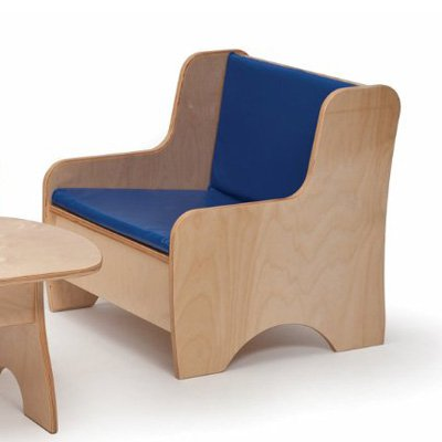 Whitney Brothers Economy Easy Chair