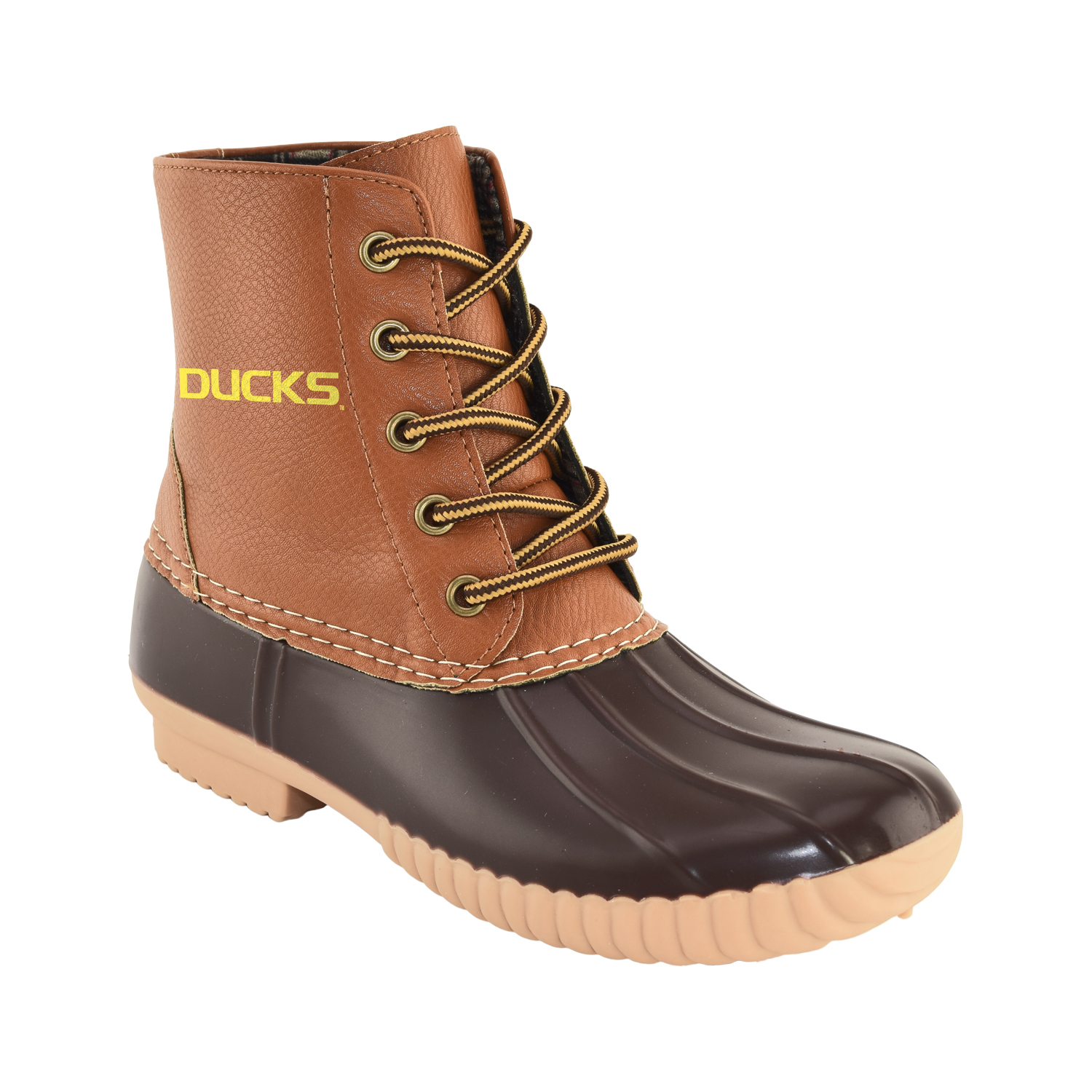 NCAA Women's Oregon -High Duck Boot by