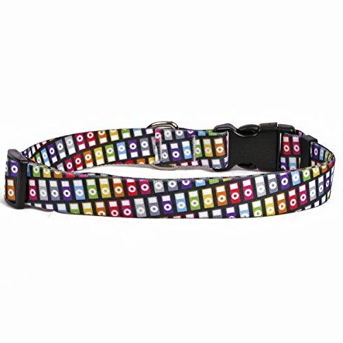 Yellow Dog Design IPod Dog Collar 3/8 Wide