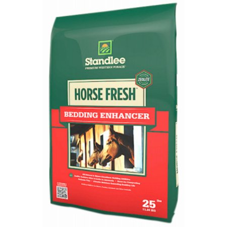Standlee 2700-30101-0-0 Horse Fresh™ Bedding Enhancer, 25 Lbs