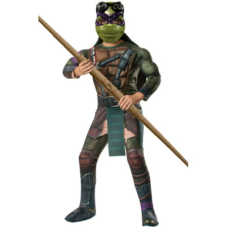 TMNT Movie Donatello Adult Costume (April From Tmnt Costume)