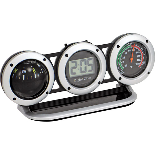 Bell Sport Clock/Compass/Thermometer