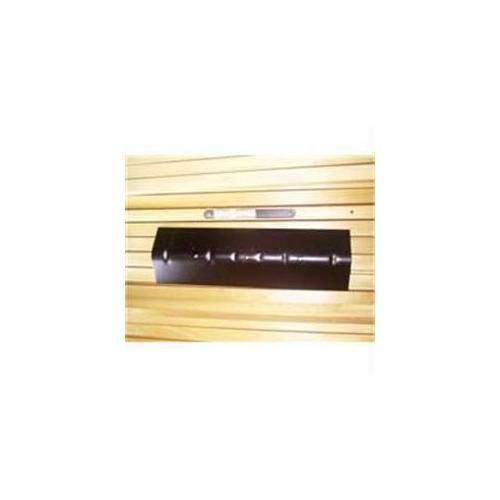 Scenic Road Manufacturing - Barn Scraper Blade-brace- Black 24 Inch - SR24B