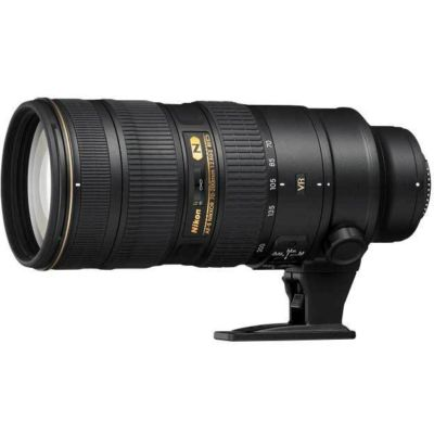 Nikon AF-S Nikkor 70-200mm f/2.8G ED VR II Telephoto Zoom Lens