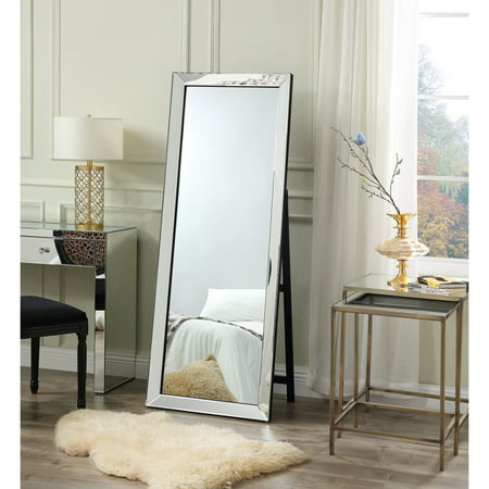 Jadai Full Length Mirror - Floor Standing | Makeup Vanity ... on Mirrors For Teenage Bedroom  id=95498