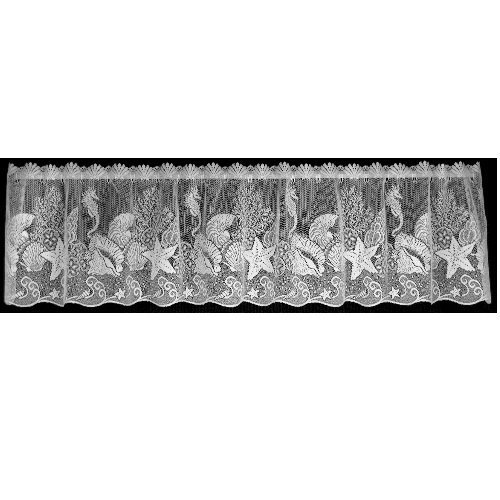 60 Inch Wide By 14 Drop Valance