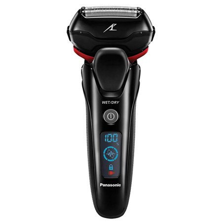 Panasonic ES-LT3N-K Arc3 3-Blade Electric Shaver with Built-In Pop-up Trimmer, Active Shave Sensor Technology and Wet Dry Operation ()